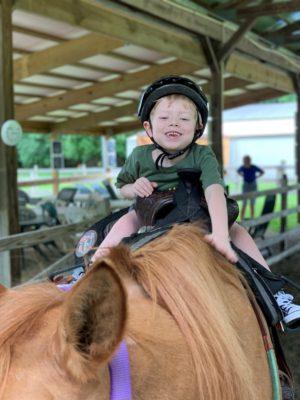 Starr horse boy